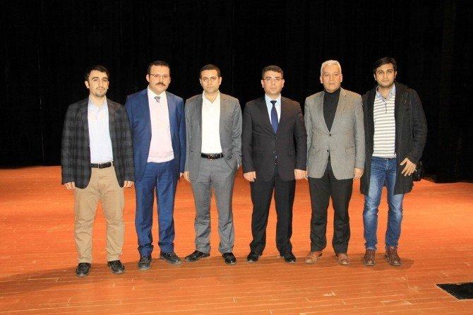 Niğde Üniversitesinde KOSGEB Proje Destek Programları Kapsamında Konferans Verildi