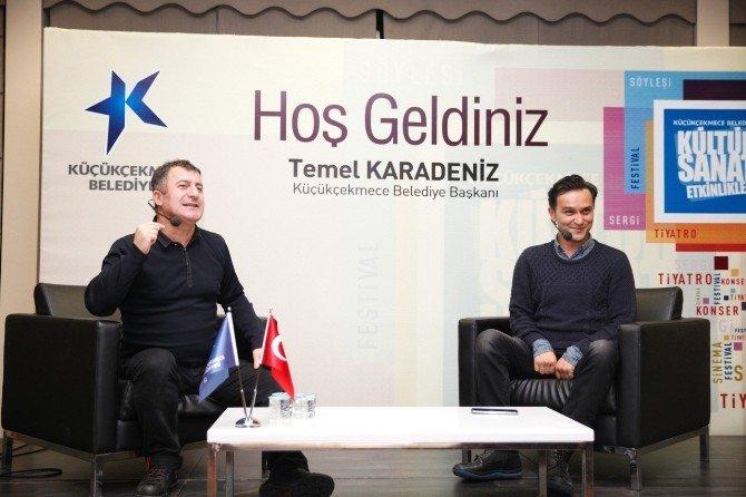 """Oyuncu Bülent Çolak: """"Türkiye'de Bir Gişe Filmi Yok''"""