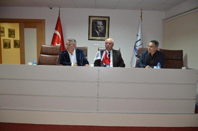 Kuşadası Ticaret Odası Yılın Son Meclis Toplantısını Yaptı