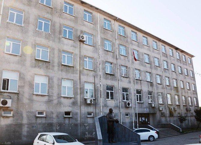 Lapseki Hükumet Binasının Yer Teslimi Yapıldı