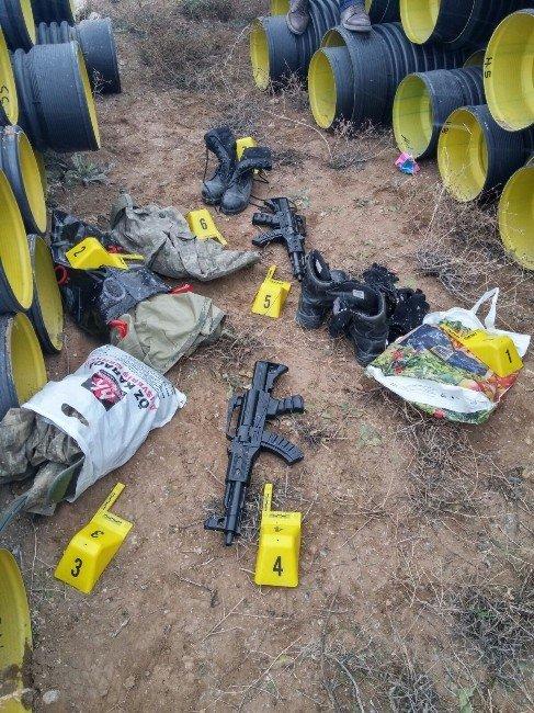 Oyuncak Silahla Yağma Olayında 2 Kişi Tutuklandı