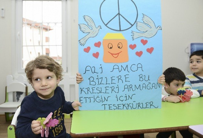 Maltepe Belediyesi'nin Beşinci Kreşi Açıldı