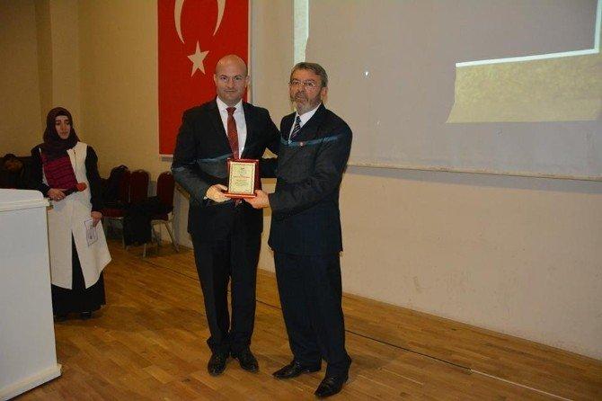 Mehmet Akif Ersoy, Bor'da Anıldı