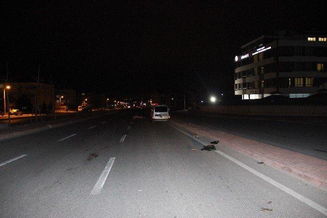 Senegalli Öğrenci Trafik Kazasında Hayatını Kaybetti