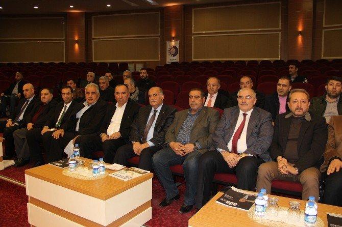 MTSO Aralık Ayı Meclis Toplantısı Gerçekleştirildi