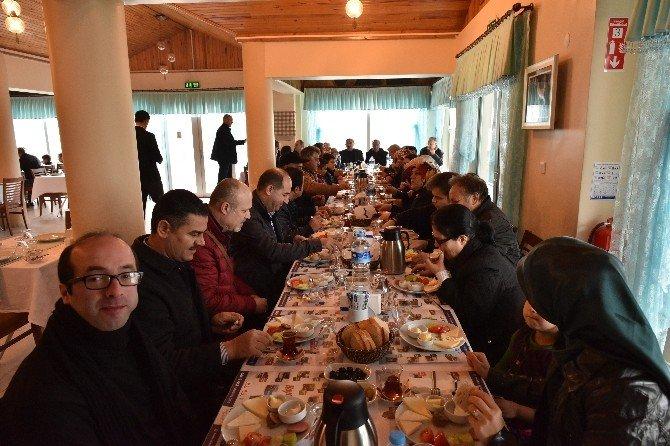 Başkan Kurtulan'dan Karadenizlilere Teşekkür