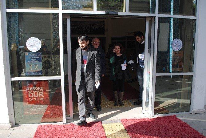 Öğrencinin 155'e İhbar Ettiği Okutman Mahkemece Serbest Bırakıldı