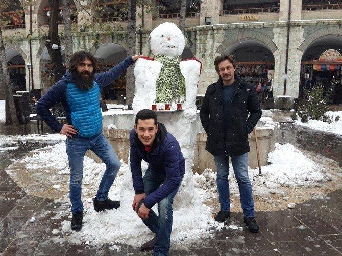 Tokat'ın Kardan Adamları