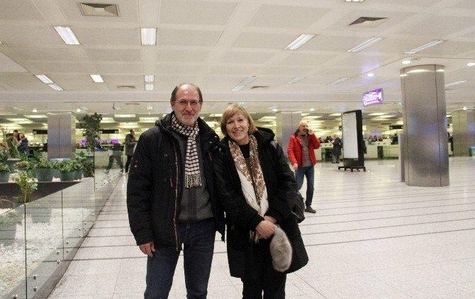 2016'nın İlk Turisti Rus Oldu
