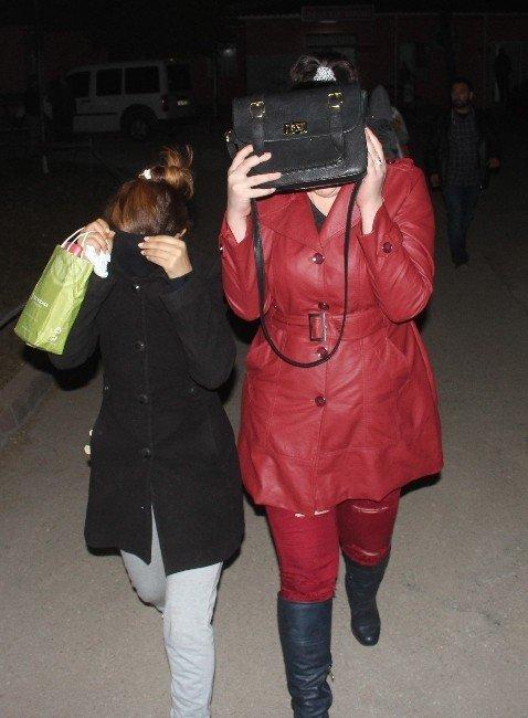 Fuhuş Çetesinden Rus Kadın İçin İnanılmaz Şifre