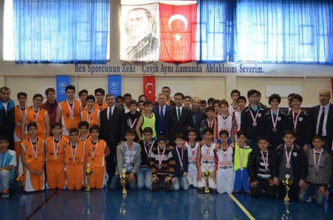 Basketbol'da Kâhta takımlarının başarısı