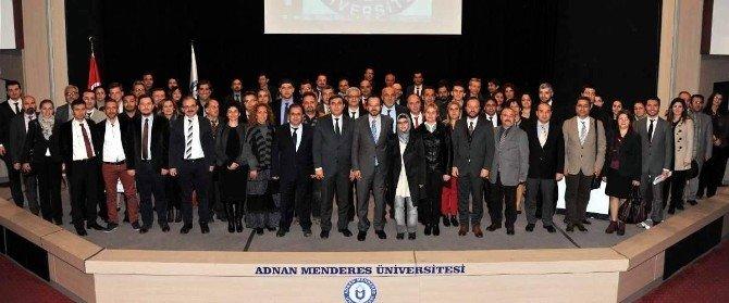 ADÜ, 2015'teki Akademik Ve İdari Çalışmaları Değerlendirdi