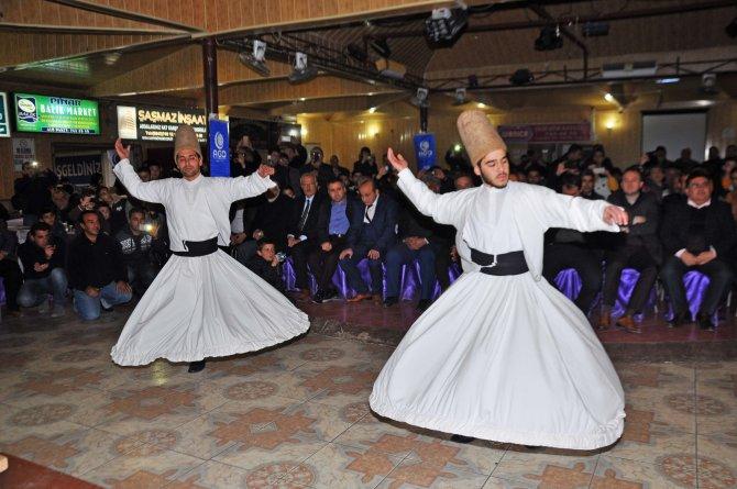 AGD Manavgat Temsilciliği Mekke'nin Fethi'nin 1385. yılını kutladı