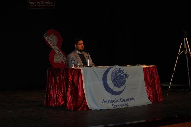 Kahta AGD'den Mekke'nin Fethi programı