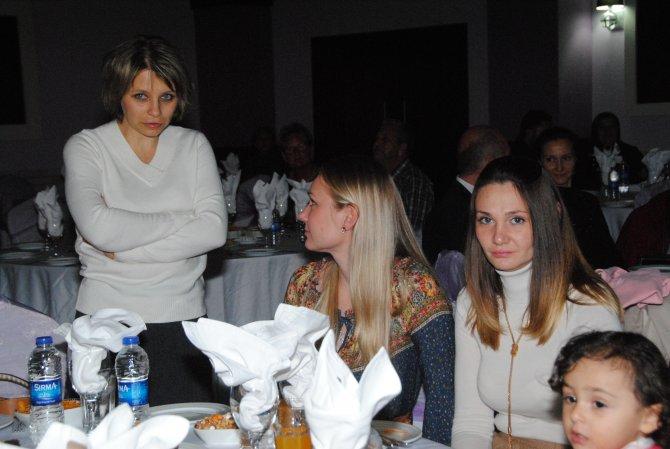 Rus gelinler: Daha fazla tedirgin olmadan krizin bir an önce bitmesini istiyoruz