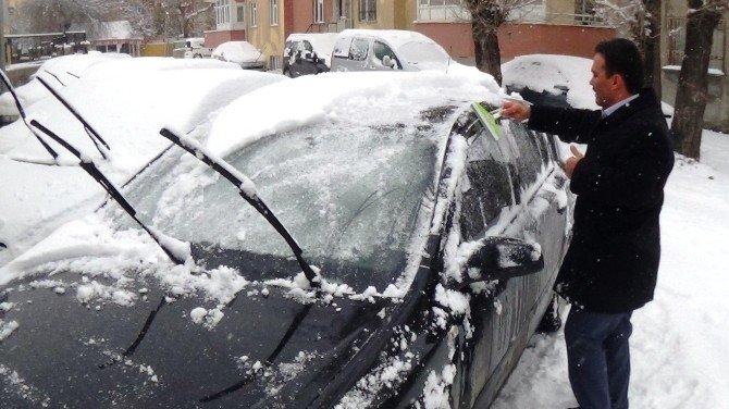 Van'da Kara Kış