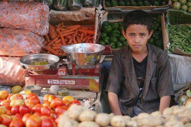 UNICEF: 2015 yılında Yemen'de 747 çocuk öldü
