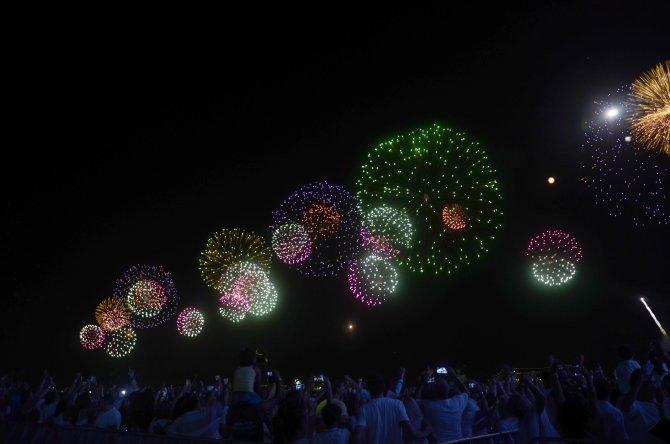 Brezilya yılbaşında 'Samba'nın 100. yılını kutladı