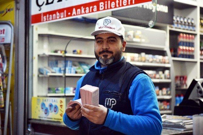 Yılbaşı Büyük İkramiye Biletinin Mersin'de Satıldığı İddiası