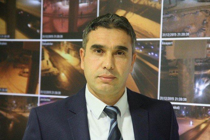 Kayseri'de Yılbaşı Gecesinde Güvenlik Tedbirleri Artırıldı