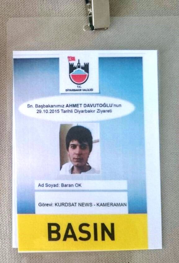 Kürdsat News kameramanı iki gündür gözaltında