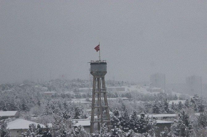 Diyarbakır'dan Kar Manzaraları