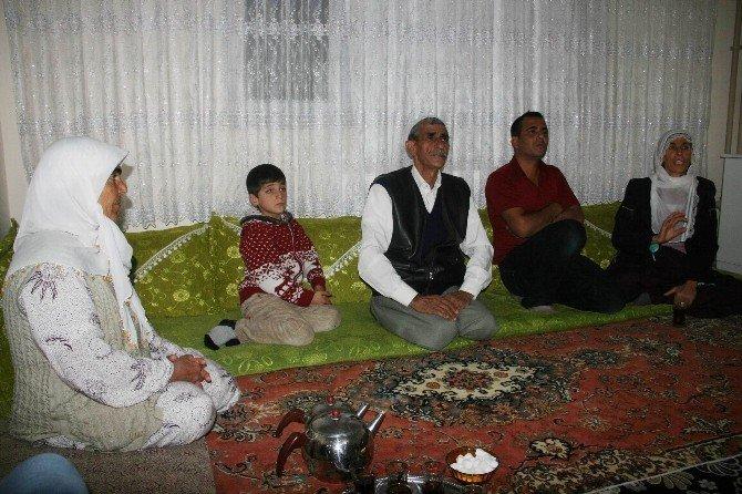 Sur'dan Göç Eden Aile, Yeni Yıla Buruk Girdi
