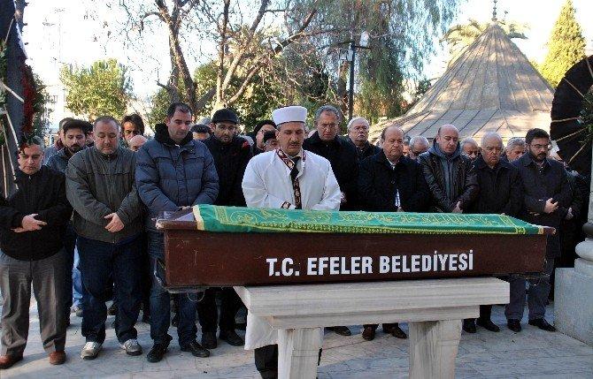 Agc Eski Başkanı Mustafa Çezik, Son Yolculuğuna Uğurlandı