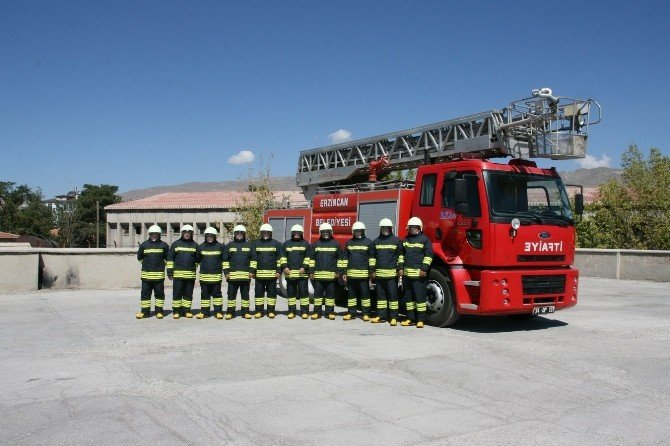 Belediye 741 Yangına Müdahale Etti