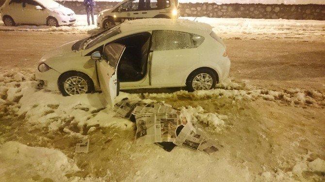 Otomobil Sürücüsünün Şüpheli Ölümü