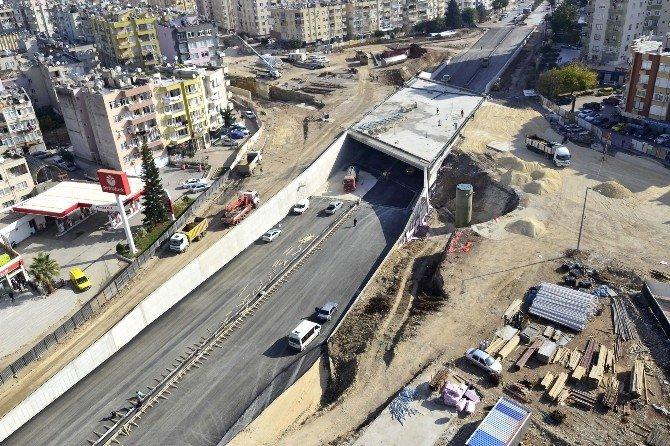 Mersin'in Çehresi Değişiyor