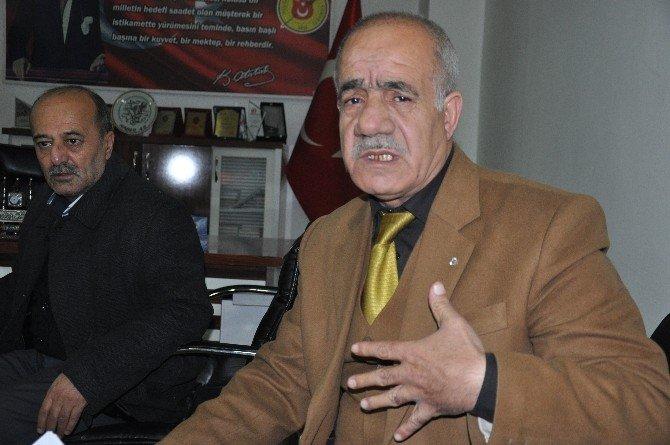 MHP Muş İl Başkanlığı'ndan 17 Kişi İstifa Etti