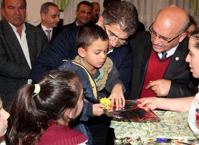 Milletvekili Öztürk'ün Yeni Yıl Mesaisi
