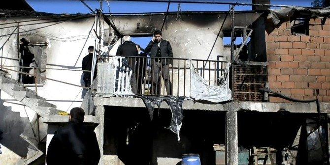 Muğla'da 2 Çocuk Yanarak Can Verdi