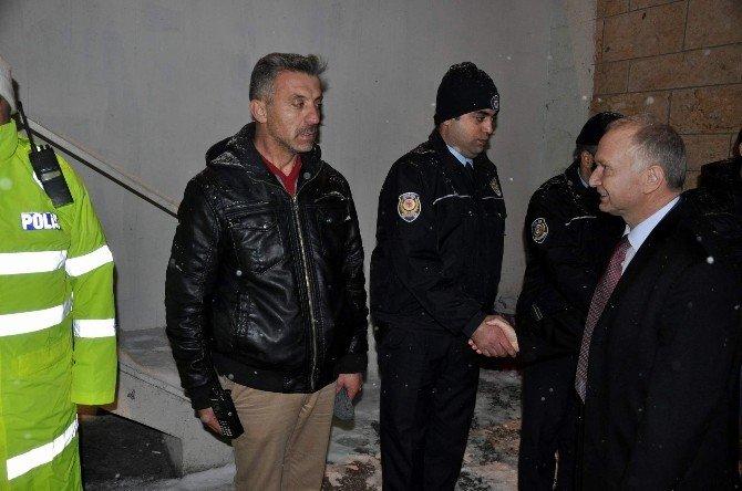 Nevşehir 2016 Yılına Huzur İçerisinde Girdi
