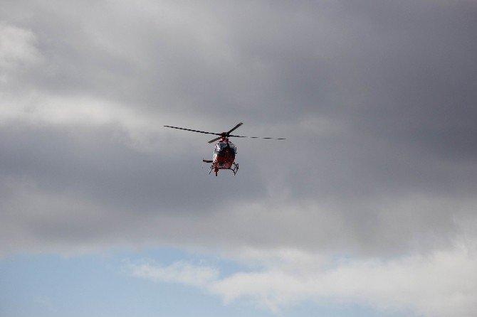Ambulans Helikopter Hastaya Ulaşamadı