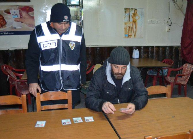 Havza İlçe Emniyet Müdürlüğü'nden 'Yılbaşı Huzur' operasyonu