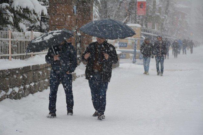 Tatvan Kar Altında