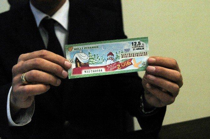 Tüm Rakamları '1' Olan Bilete 150 TL İsabet Etti