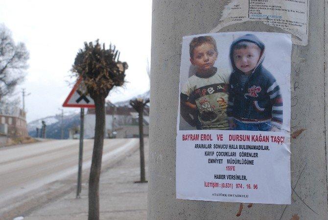 Kayıp Çocukları Arama Çalışmaları Yeni Yılın İlk Günü Devam Ediyor