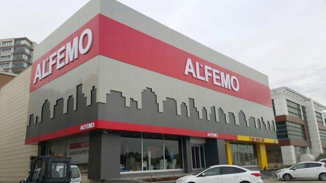 Dünya kalite ödülü Alfemo'nun