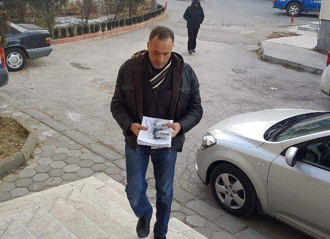 Sahte Polis Ve Savcılar Adliyeye Çıkarıldı