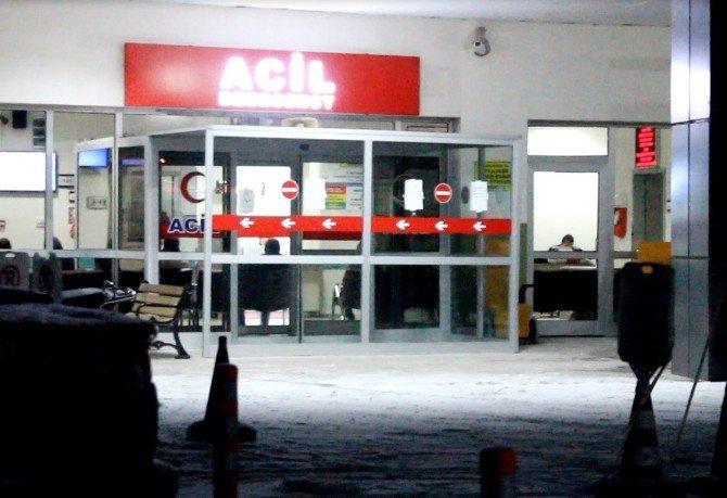 Otomobil, Kar Küreme Aracı İle Çarpıştı: 6 Yaralı
