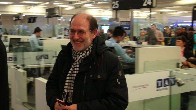 Yeni yılın ilk turisti Rusya vatandaşı