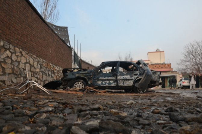 Afganistan'daki Fransız restoranına intihar saldırısı: 2 ölü, 17 yaralı