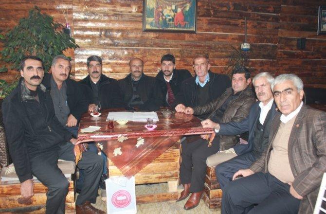 Haymana ilçesinde 10 köy Polatlı'ya bağlanmak istiyor