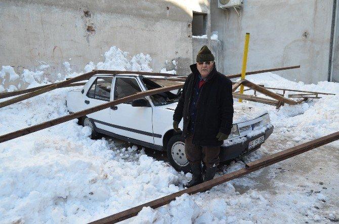 Bafra'da Sibirya Soğukları