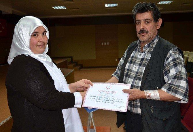 Bitlis Devlet Hastanesinde Diyabet Okulu Açıldı