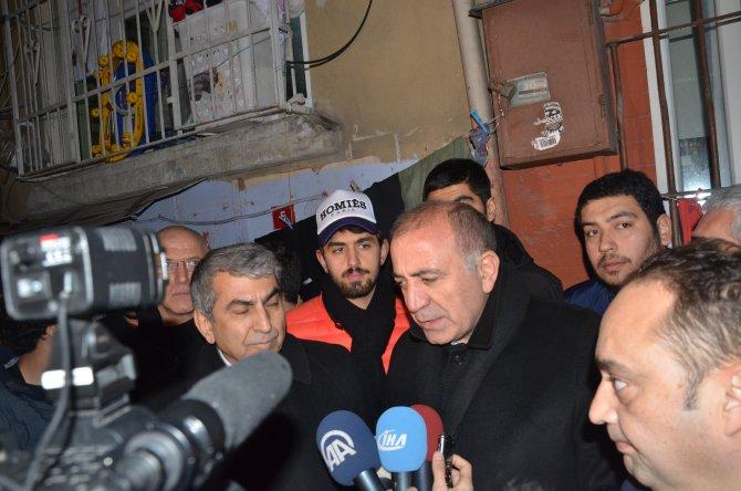 CHP heyetinden Suriyeli sığınmacılara ziyaret