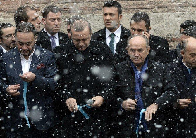 Cumhurbaşkanı Erdoğan, Hilye Ve Tesbih Müzesi Açtı